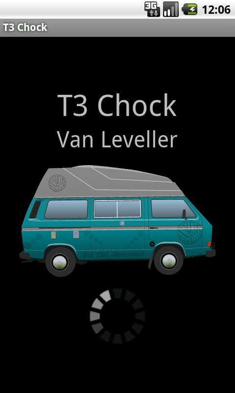 Camper Van Leveller- screenshot