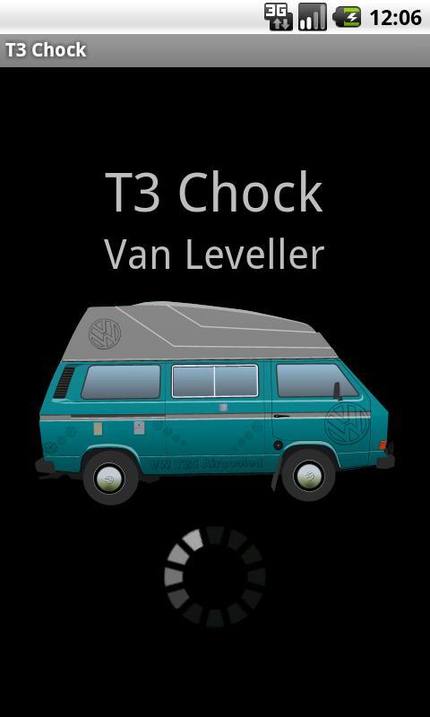 Camper Van Leveller- screenshot