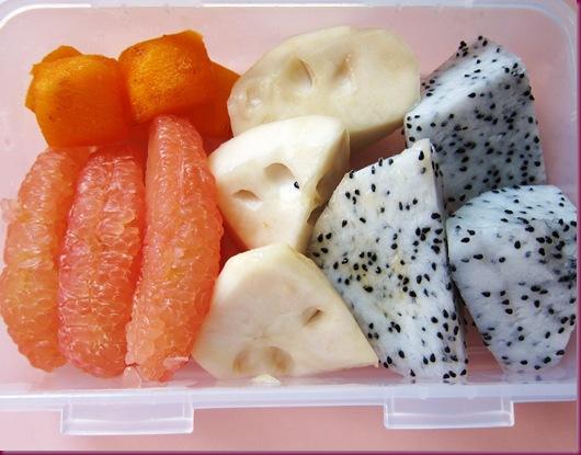 Boiled Pineapple Fruit Cake Recipe Woman S Weekly