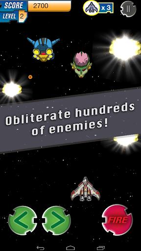 Cosmic Hero Space Shooter