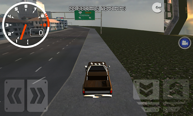 Pickup Truck City Driving Sim - screenshot