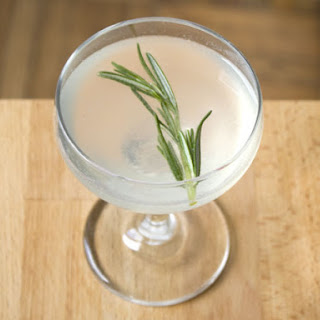 Pear Rosemary Cocktail