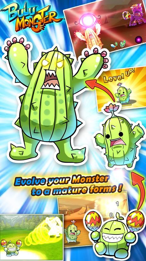 Screenshots of Bulu Monster for iPhone