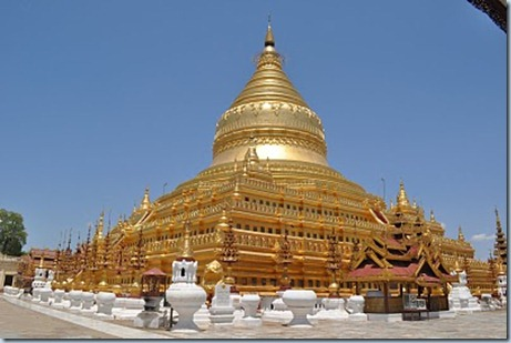 The Paya Shwezigon
