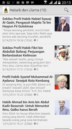 Pecinta Habibana Apps