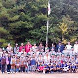 47団記念団キャンプ