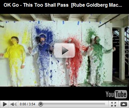 ok go – this too shall pass – INAG | I Need A Guide