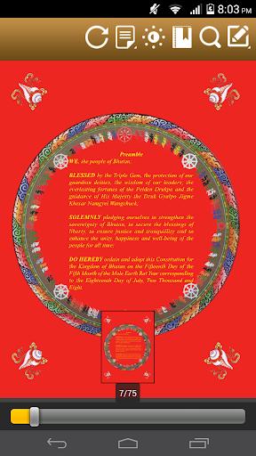 Bhutan Constitution
