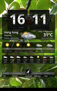 Weather+ - screenshot thumbnail