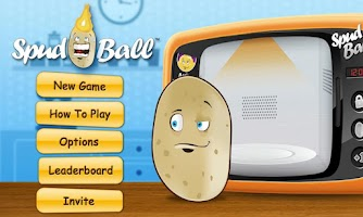 Screenshot of Spudball