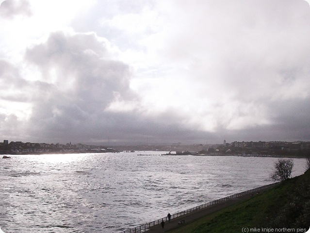 river tyne at tynemouth