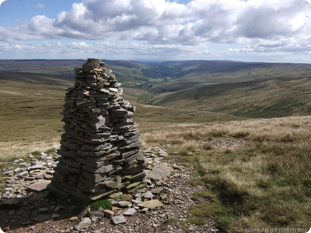 swaledale from a beacon