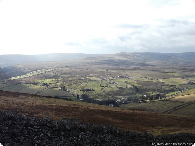 weardale from sedling rake