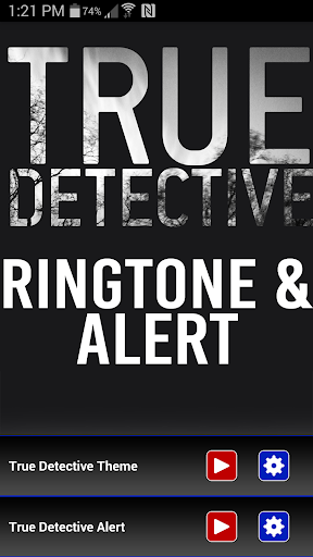True Detective Theme Ringtone