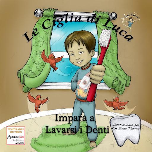 Luca Impara a Lavarsi i Denti