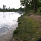 La berge côté Saône