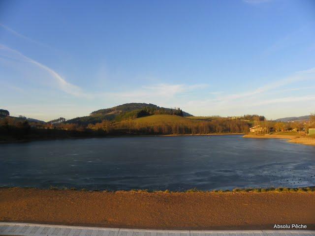 Lac des sapins à Cublize photo #223