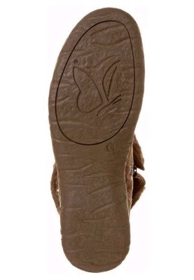 check out da99c 2f4e3 Caprice Stiefel - sand:Peeptoes keilabsatz