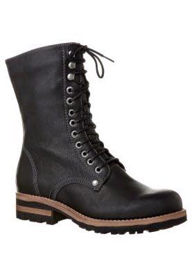 Vagabond Shoemakers CARY 2 Ankle boots Black Leathertextile