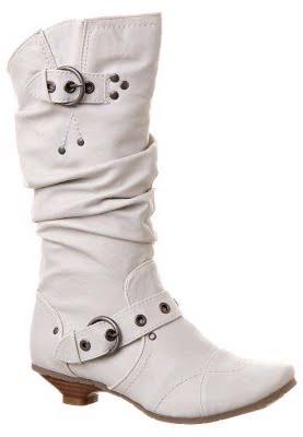 ß ligneMustang Femme en Boots chaussure Boutique blanc jqMVLSpzGU