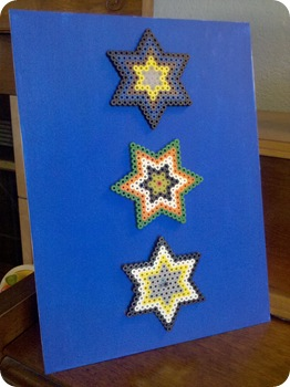 perler beads kids art