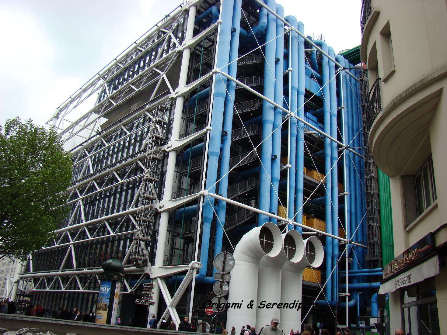 Centro Pompidou, París, Elisa N, Blog de Viajes, Lifestyle, Travel