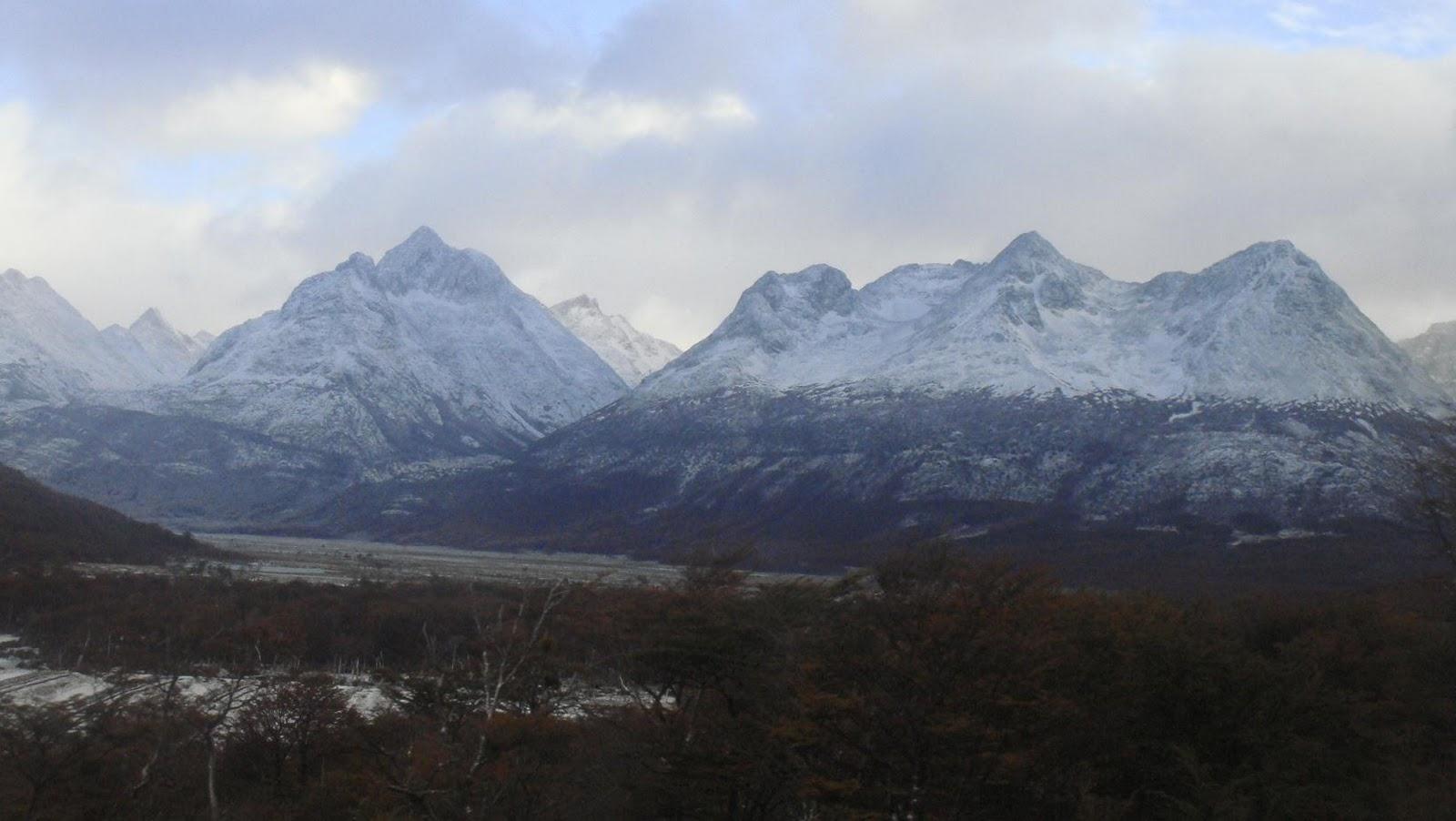 Tierra del Fuego, Ushuaia, Patagonia Argentina