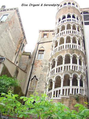 Scala, Escalera Contarini Bovolo, Venecia, Italia, Elisa N, Blog de Viajes, Lifestyle, Travel