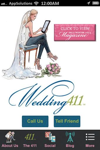 Wedding 411 On Demand