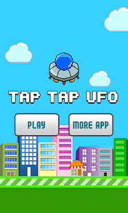 Tap Tap UFO- screenshot thumbnail