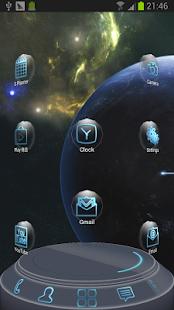 银河Next桌面3D主题