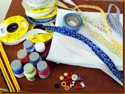 material para artesanato