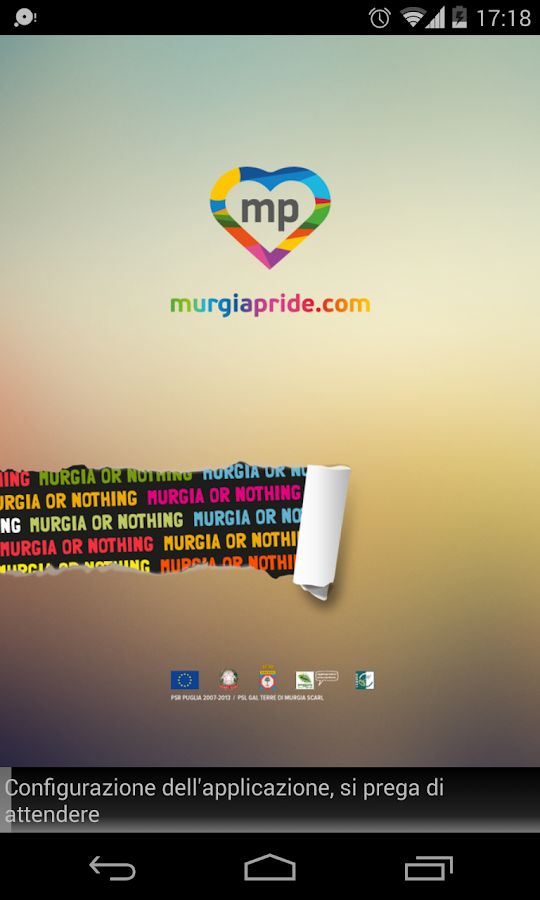 Murgia Pride- screenshot