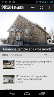 The News-Leader- screenshot thumbnail