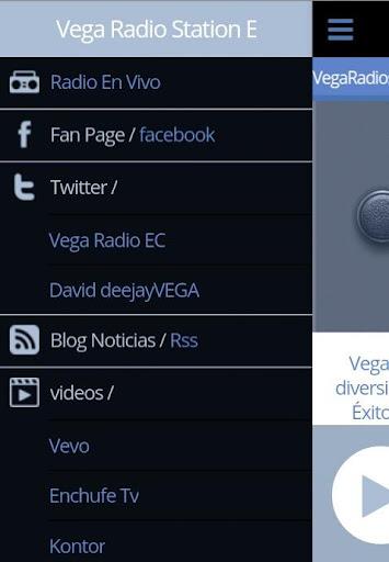 Vega Radio Station EC