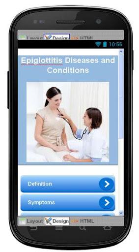 Epiglottitis Information