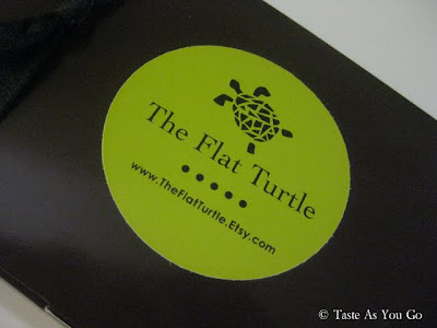 Box of Cookies from The Flat Turtle | Taste As You Go