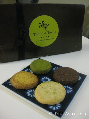 Cookies from The Flat Turtle - Photo by Taste As You Go