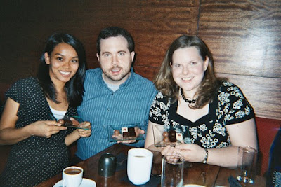 Lehigh Dinner Club at AYZA in New York, NY - Photo by Taste As You Go