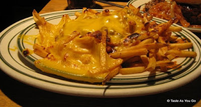 Chili Cheese Fries at Jackson Hole Restaurant in New York, NY - Photo by Taste As You Go