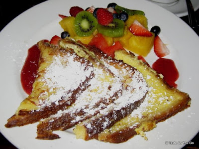 French Toast at Tournesol in Long Island City, NY - Photo by Taste As You Go