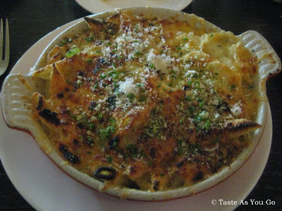 """Le Grande"" Macaroni & Cheese | Almond Restaurant"