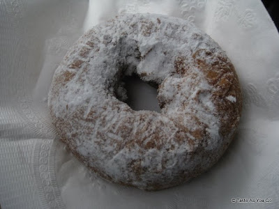 Cider Donut - Photo by Taste As You Go
