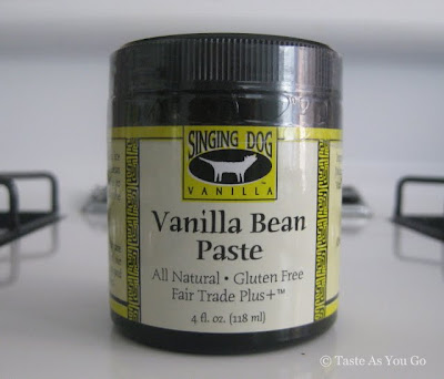 Singing Dog Vanilla Bean Paste | Taste As You Go
