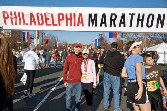 Philadelphia Half Marathon 2009 | Taste As You Go