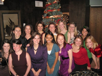 Chi Omega Alumnae Chapter of New York City - Holiday Party | Photo Courtesy Melissa Alexander