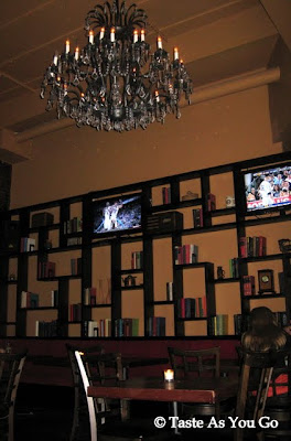 Interior of West 3rd Common in New York, NY - Photo by Taste As You Go