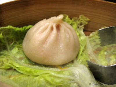 Soup Dumpling at Tang Pavilion in New York, NY - Photo by Taste As You Go
