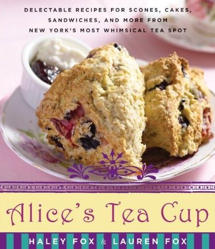 Cover of Alice's Tea Cup by Haley Fox and Lauren Fox - Photo Courtesy of The Narrative Group