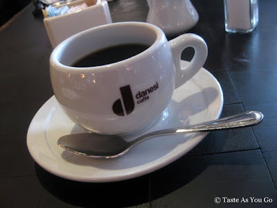 Coffee at Il Bastardo in New York, NY - Photo by Taste As You Go